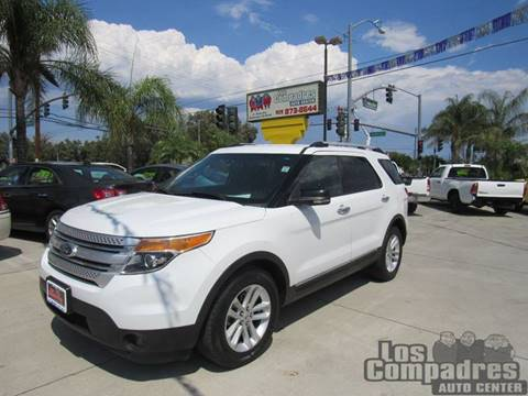 2013 Ford Explorer for sale at Los Compadres Auto Center in Bloomington CA