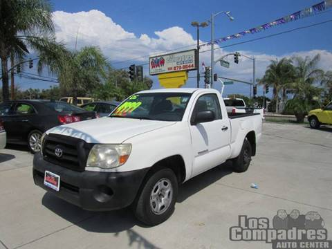 2005 Toyota Tacoma for sale at Los Compadres Auto Center in Bloomington CA