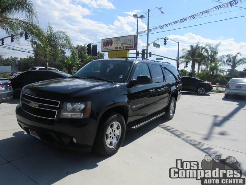 2009 Chevrolet Suburban for sale at Los Compadres Auto Center in Bloomington CA