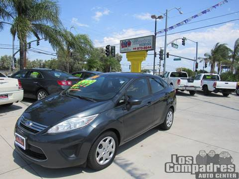 2011 Ford Fiesta for sale at Los Compadres Auto Center in Bloomington CA