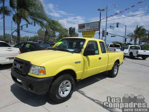 2008 Ford Ranger for sale at Los Compadres Auto Center in Bloomington CA