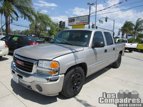 2006 GMC Sierra 1500 for sale at Los Compadres Auto Center in Bloomington CA