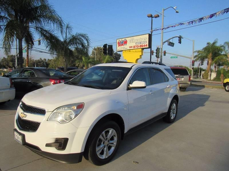 2011 Chevrolet Equinox for sale at Los Compadres Auto Center in Bloomington CA