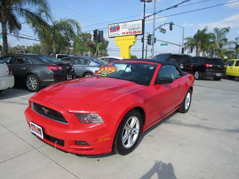 2013 Ford Mustang for sale at Los Compadres Auto Center in Bloomington CA
