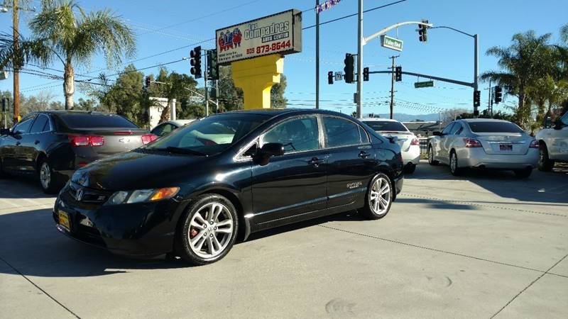 2007 Honda Civic for sale at Los Compadres Auto Center in Bloomington CA
