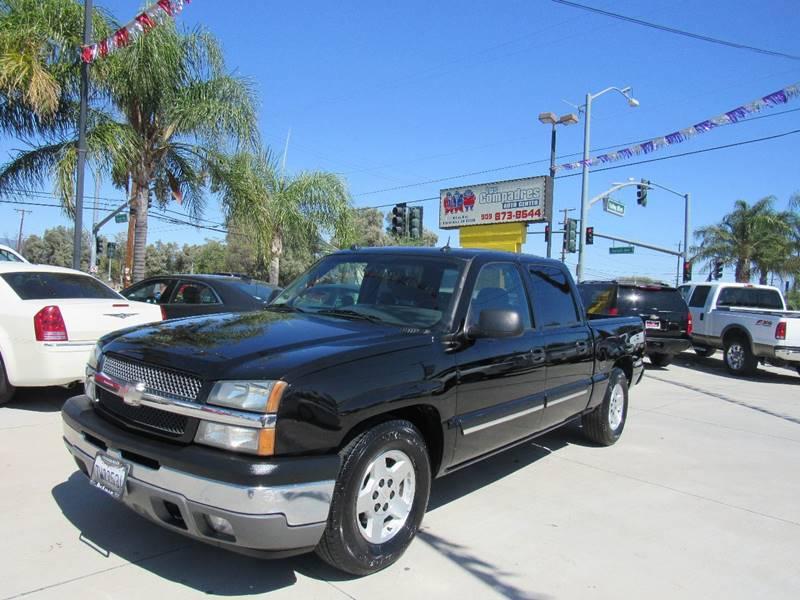 2005 Chevrolet Silverado 1500 for sale at Los Compadres Auto Center in Bloomington CA