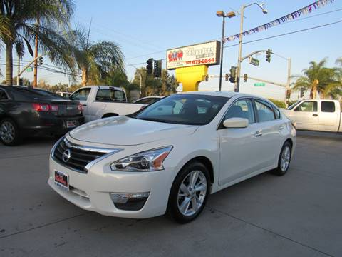 2014 Nissan Altima for sale in Bloomington, CA