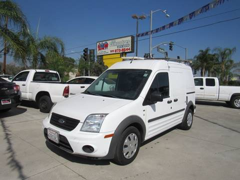 2013 Ford Transit Connect for sale at Los Compadres Auto Center in Bloomington CA