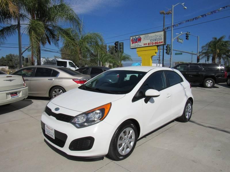 2013 Kia Rio5 for sale at Los Compadres Auto Center in Bloomington CA