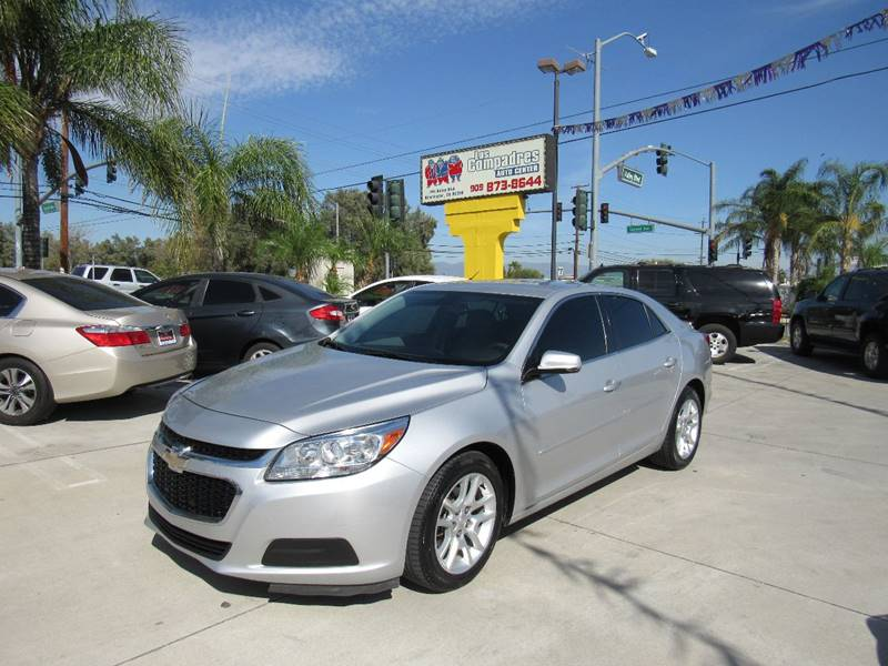 2014 Chevrolet Malibu for sale at Los Compadres Auto Center in Bloomington CA