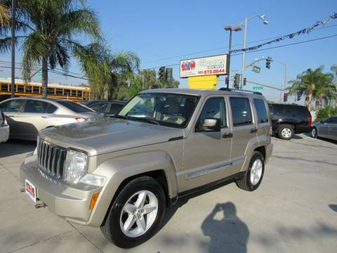 2010 Jeep Liberty for sale at Los Compadres Auto Center in Bloomington CA