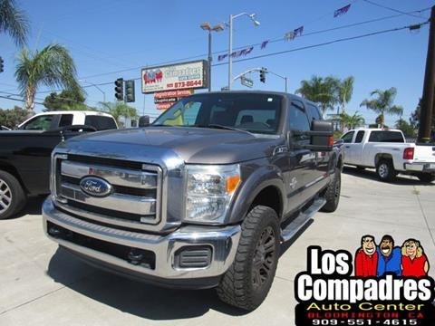 2012 Ford F-250 Super Duty for sale in Bloomington, CA