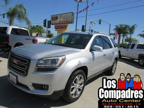 2014 GMC Acadia for sale in Bloomington, CA