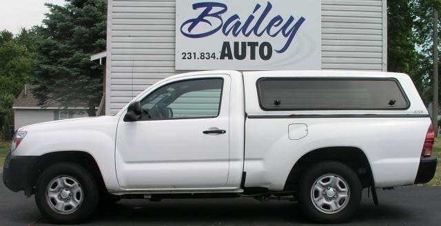 2013 Toyota Tacoma 4x2 2dr Regular Cab 6.1 ft SB 4A - Bailey MI