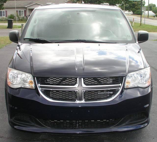 2011 Dodge Grand Caravan Express 4dr Mini-Van - Bailey MI