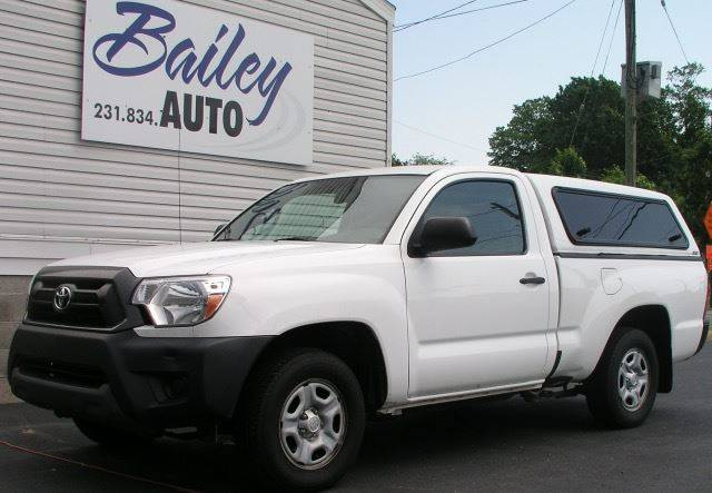 2013 Toyota Tacoma 4x2 2dr Regular Cab 6.1 ft SB 4A - Bailey MI