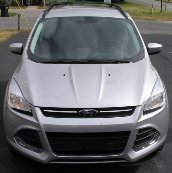 2014 Ford Escape SE 4dr SUV - Bailey MI