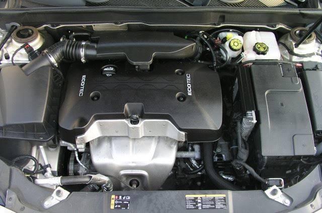 2015 Chevrolet Malibu LS 4dr Sedan - Bailey MI