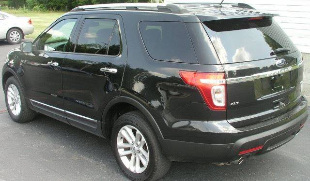 2013 Ford Explorer AWD XLT 4dr SUV - Bailey MI