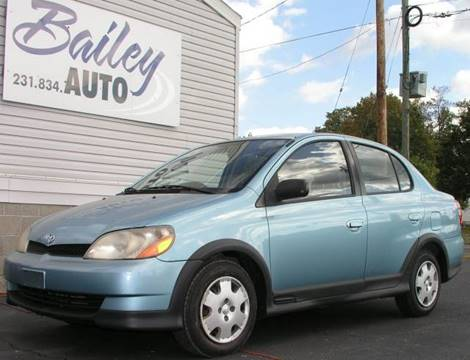 2001 Toyota ECHO for sale in Bailey, MI