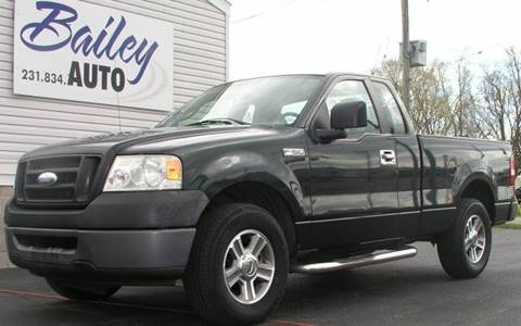 2006 Ford F-150 for sale in Bailey, MI