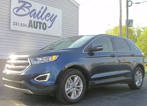 2017 Ford Edge for sale in Bailey, MI
