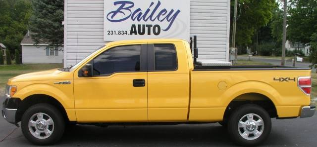 2010 Ford F-150 4x4 XLT 4dr SuperCab Styleside 6.5 ft. SB - Bailey MI