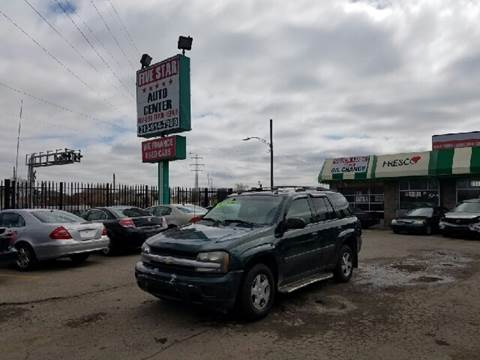 2005 Chevrolet TrailBlazer for sale at Five Star Auto Center in Detroit MI
