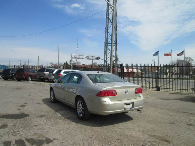 2007 Buick Lucerne for sale at Five Star Auto Center in Detroit MI