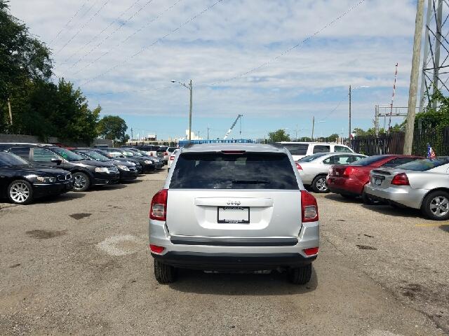 2011 Jeep Compass for sale at Five Star Auto Center in Detroit MI