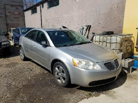 2008 Pontiac G6 for sale at Five Star Auto Center in Detroit MI
