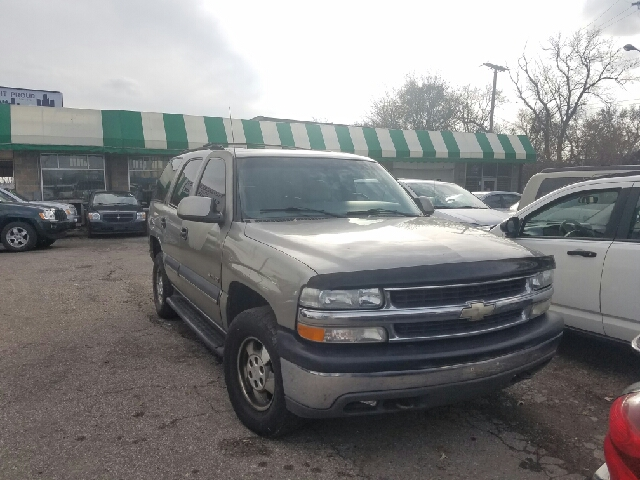 2001 Chevrolet Tahoe for sale at Five Star Auto Center in Detroit MI