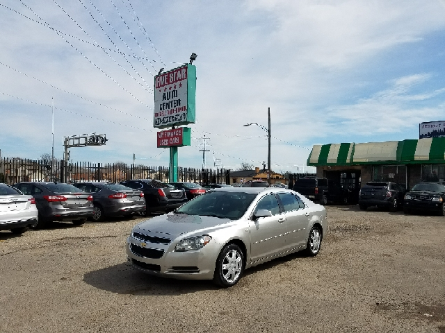 2008 Chevrolet Malibu for sale at Five Star Auto Center in Detroit MI
