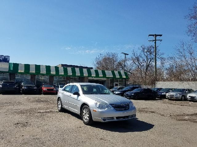 2009 Chrysler Sebring for sale at Five Star Auto Center in Detroit MI