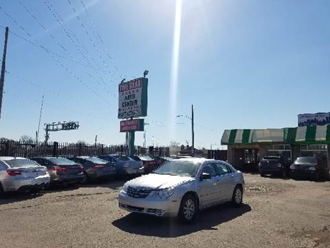 2009 Chrysler Sebring for sale at Five Star Auto Center in Detroit MI