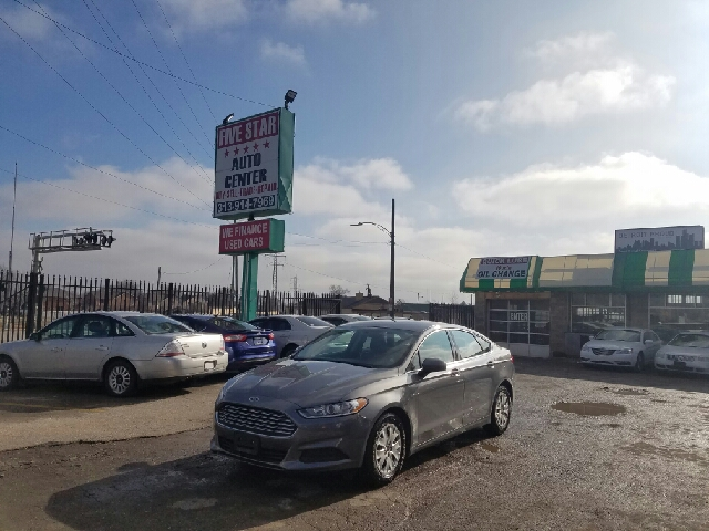 2013 Ford Fusion for sale at Five Star Auto Center in Detroit MI