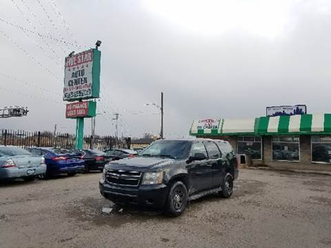 2008 Chevrolet Tahoe for sale at Five Star Auto Center in Detroit MI