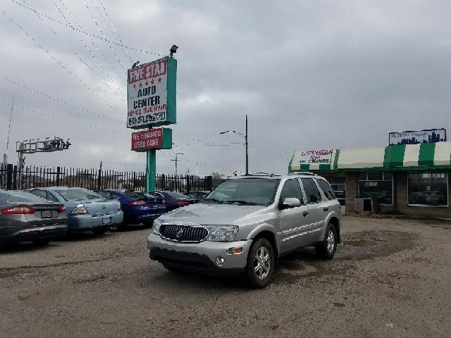2006 Buick Rainier for sale at Five Star Auto Center in Detroit MI