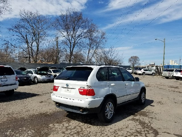 2005 BMW X5 for sale at Five Star Auto Center in Detroit MI