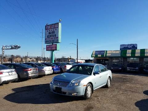 2008 Mercury Sable for sale at Five Star Auto Center in Detroit MI