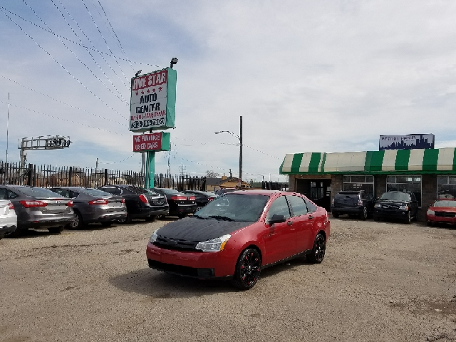 2010 Ford Focus for sale at Five Star Auto Center in Detroit MI