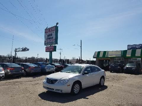 2010 Chrysler Sebring for sale at Five Star Auto Center in Detroit MI