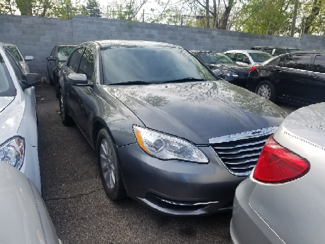 2013 Chrysler 200 for sale at Five Star Auto Center in Detroit MI