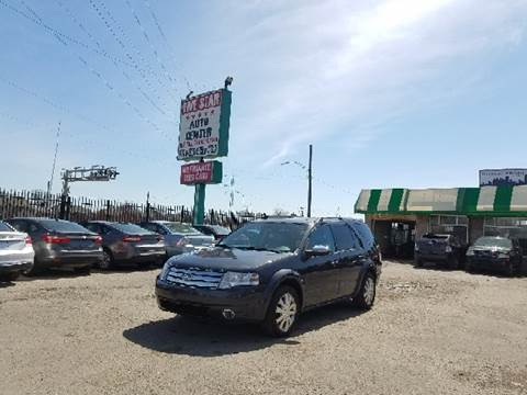 2008 Ford Taurus X for sale at Five Star Auto Center in Detroit MI