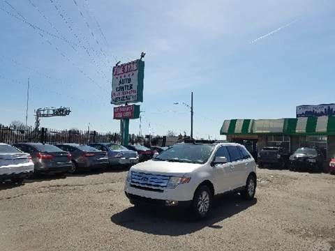 2008 Ford Edge for sale at Five Star Auto Center in Detroit MI