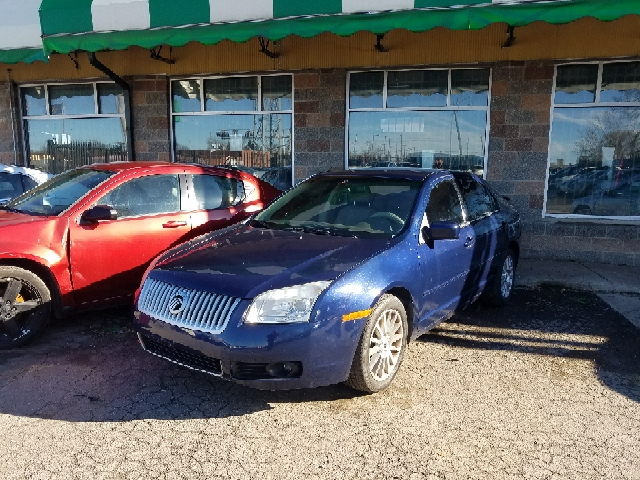 2006 Mercury Milan for sale at Five Star Auto Center in Detroit MI