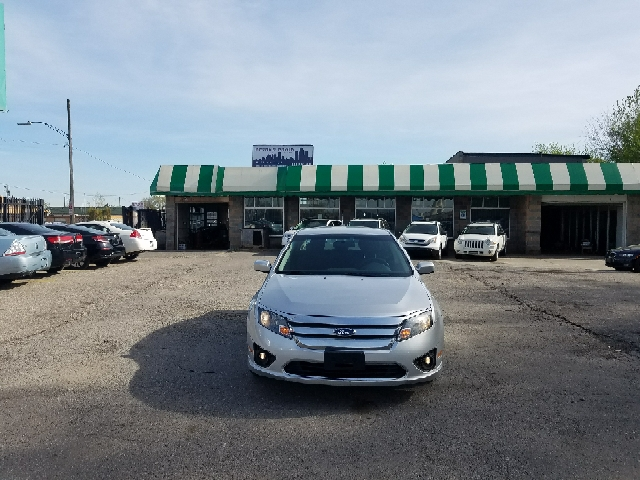 2011 Ford Fusion for sale at Five Star Auto Center in Detroit MI