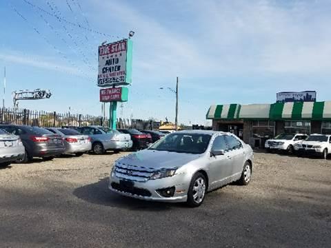 2011 Ford Fusion for sale at Five Star Auto Center in Detroit MI