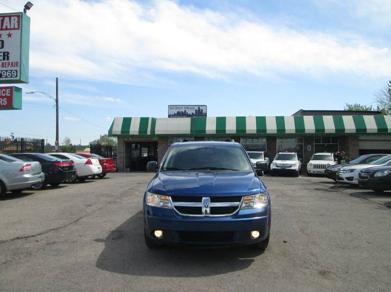 2009 Dodge Journey for sale at Five Star Auto Center in Detroit MI