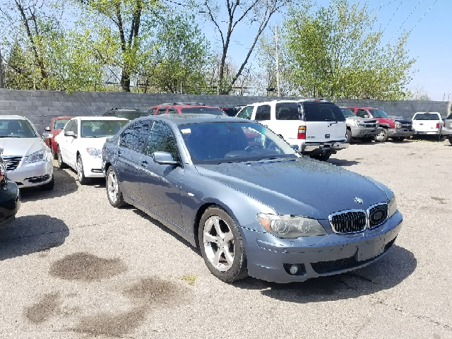 2006 BMW 7 Series for sale at Five Star Auto Center in Detroit MI